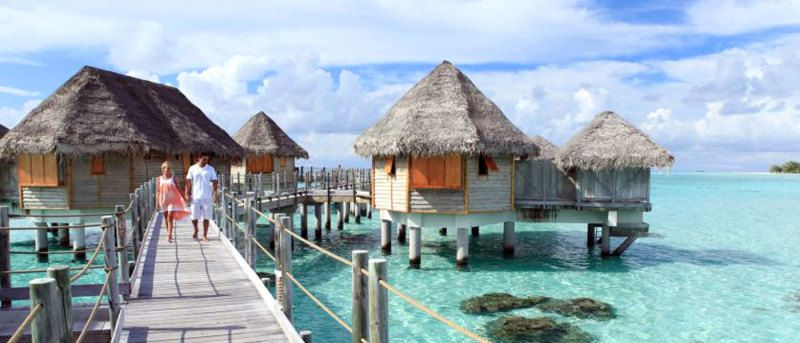 Islands of Discovery with Overwater Bungalow view